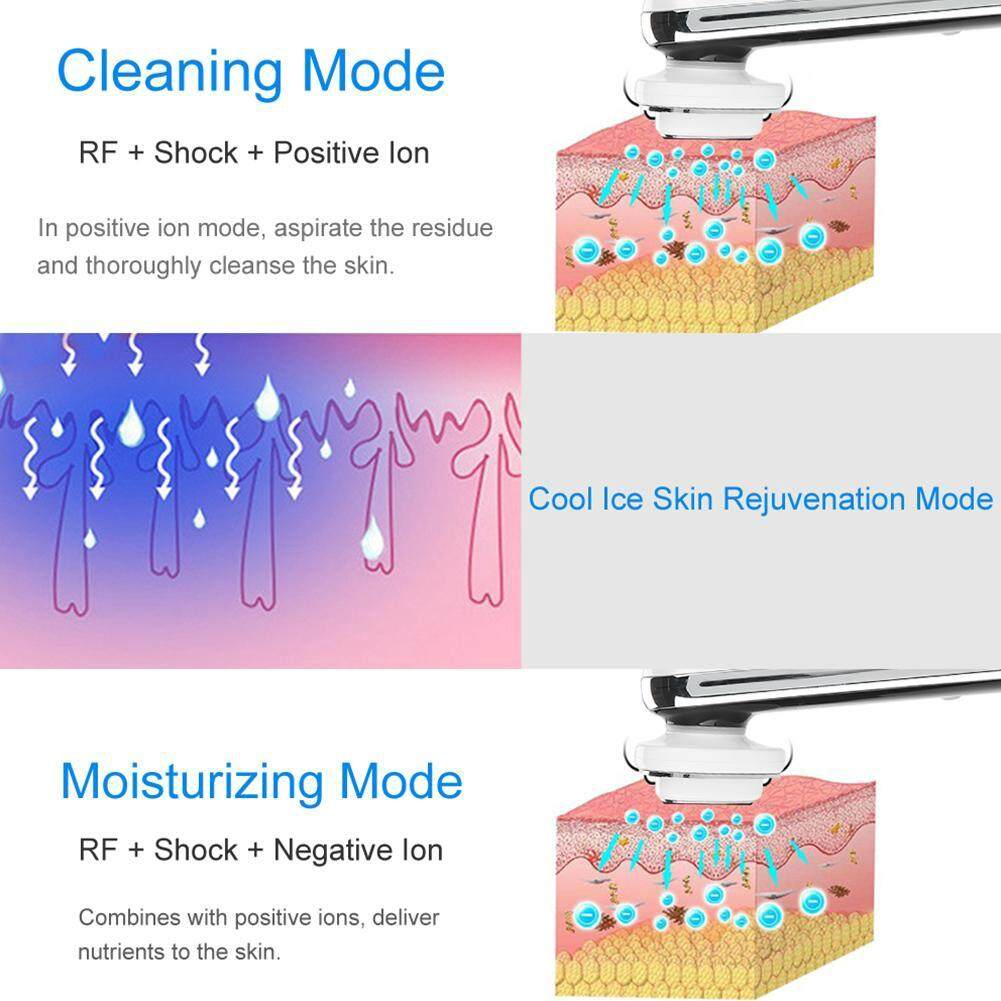 Brushes & Beauty Tools - Radio Frequency Machine RF Radio Frequency Multi-functional - [EU / US]