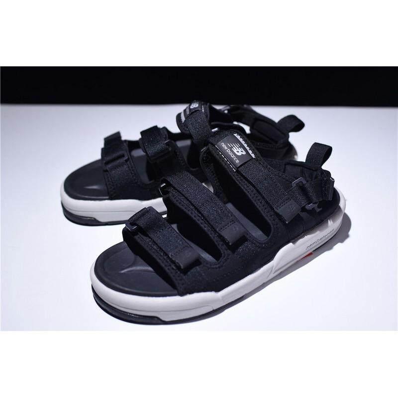 ยี่ห้อนี้ดีไหม  นครราชสีมา NEW BALANCE Uni Tokyo Sandal คลังสินค้าพร้อม Originals รองเท้ากีฬารองเท้าแตะชายหาด