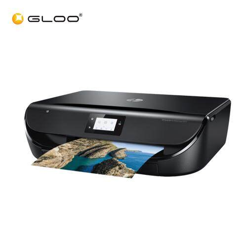 HP DeskJet Ink Advantage 5075 AIO Printer (M2U86B) - Black