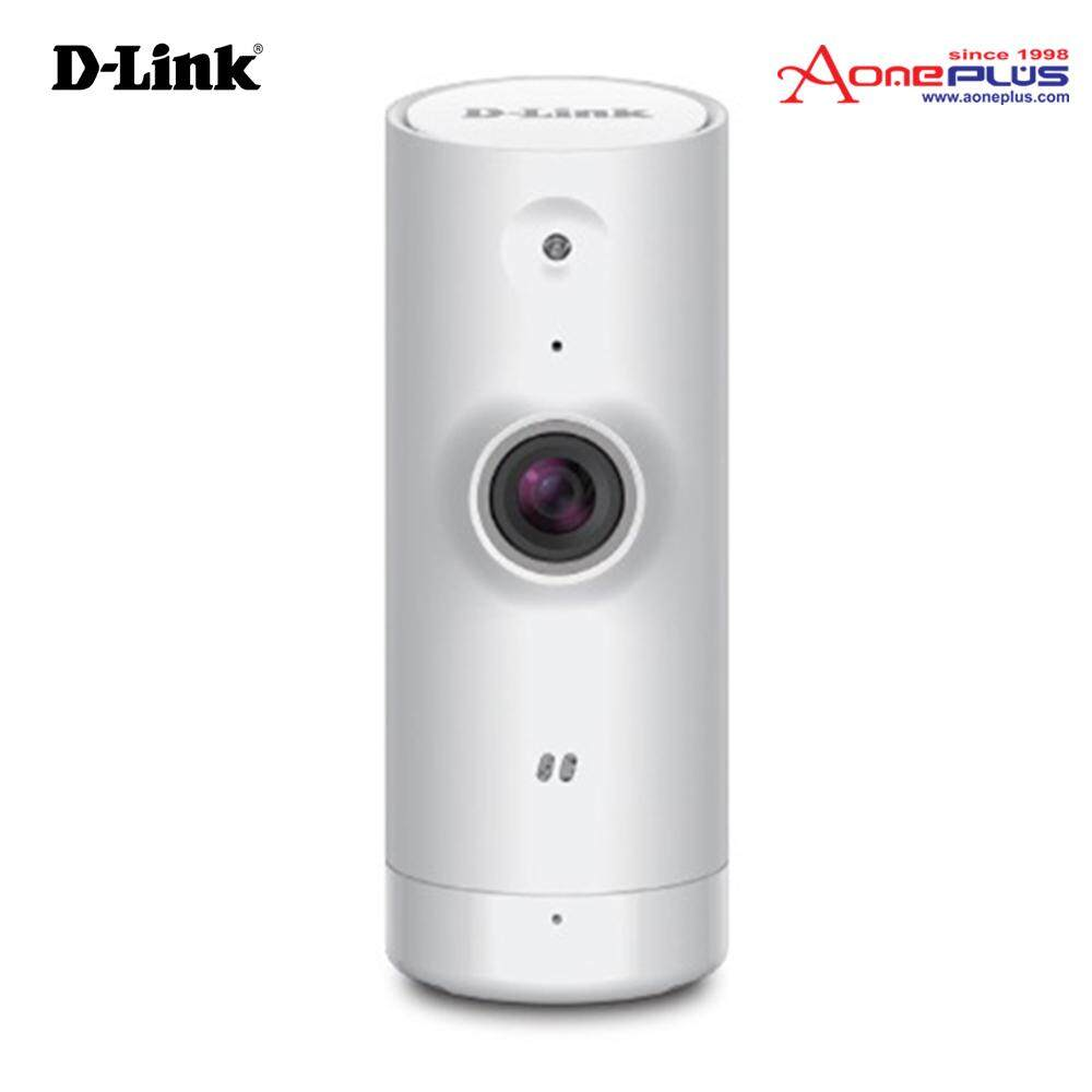 D-Link DCS-8000LH Mini 720P HD Wifi 120,Degree Camera