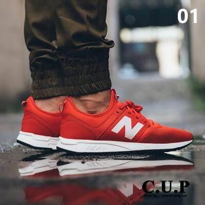 ระยอง ♥HOT♠[ready_stock]_original_New_Balance/NB247_running_casual_women/men_lace_up_s