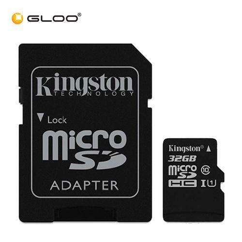 Kingston 32GB Micro SD SDHC Class 10 (SDC10/32GB)/(SDC10G2/32GBFR)