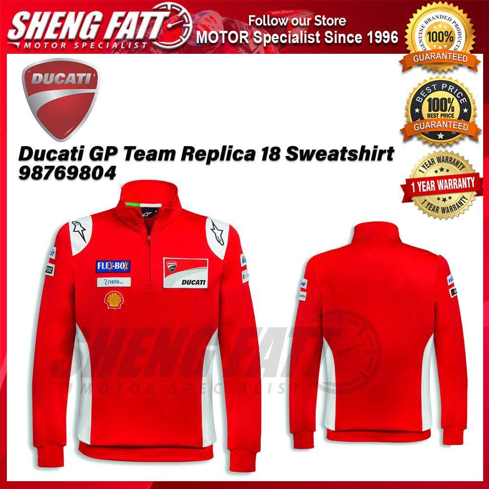 Ducati GP Team 18 Sweatshirt 98769804 - [ORIGINAL]