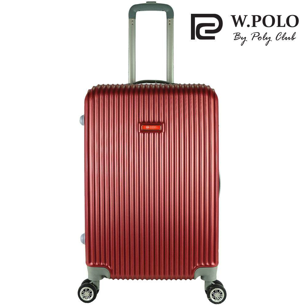 W.Polo WA1884 28inch ABS Hardcase Luggage