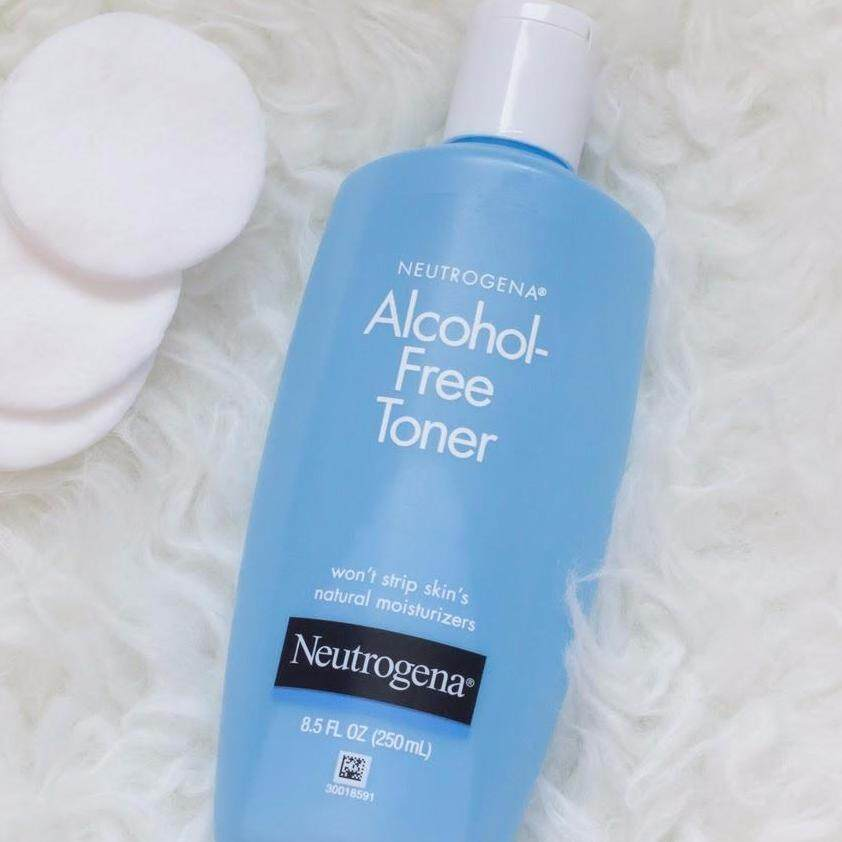 Neutrogena Alcohol Free Toner (150ml)