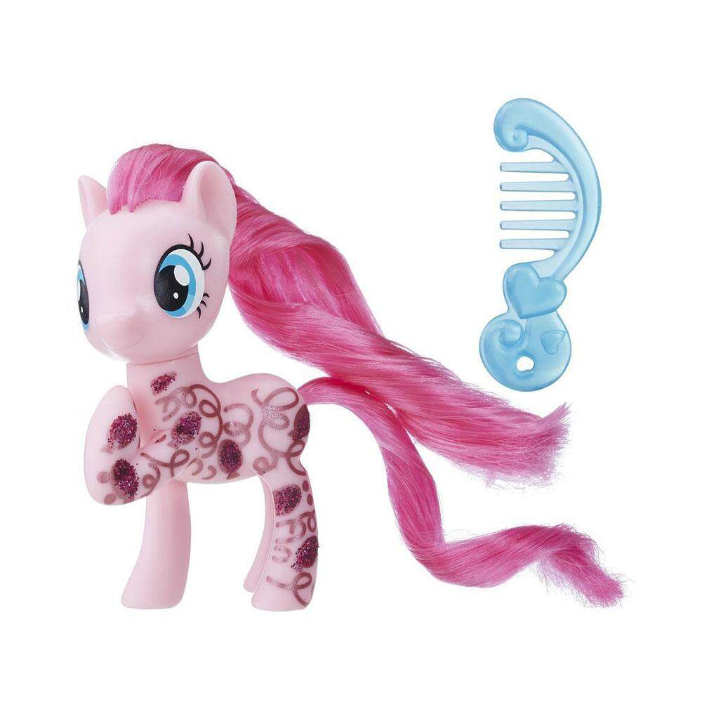 My little Pony -friendship is magic Pinkie pie figure toy collection (E2557/B8924)