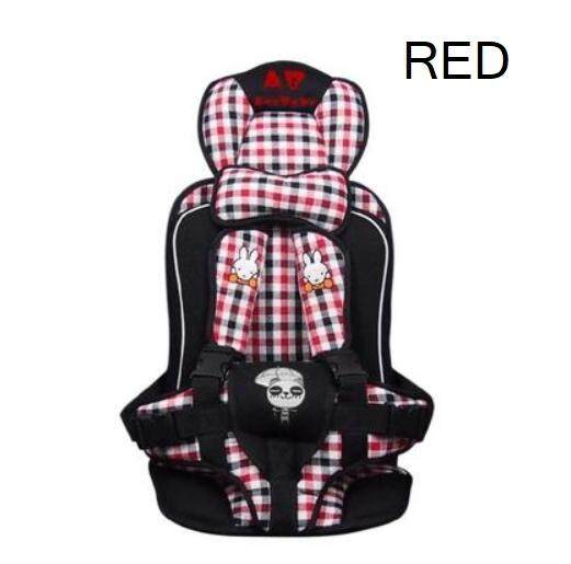 JOM KELLY Baby Car Cushion Seat Multifunction Adjustable Safety Belt