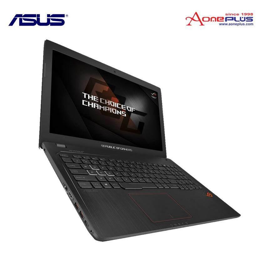 """Asus ROG GL553V-DDM282T (Black) 15.6"""" FHD Gaming Laptop + Free BackPack"""