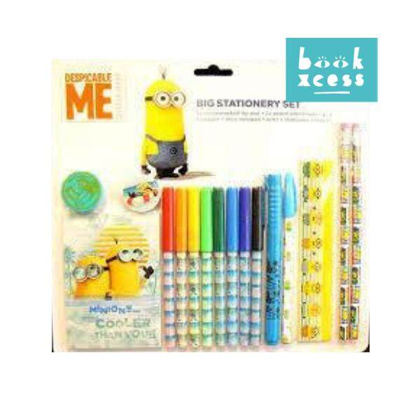 Despicable Me Minnion Made: Big Stationery Set