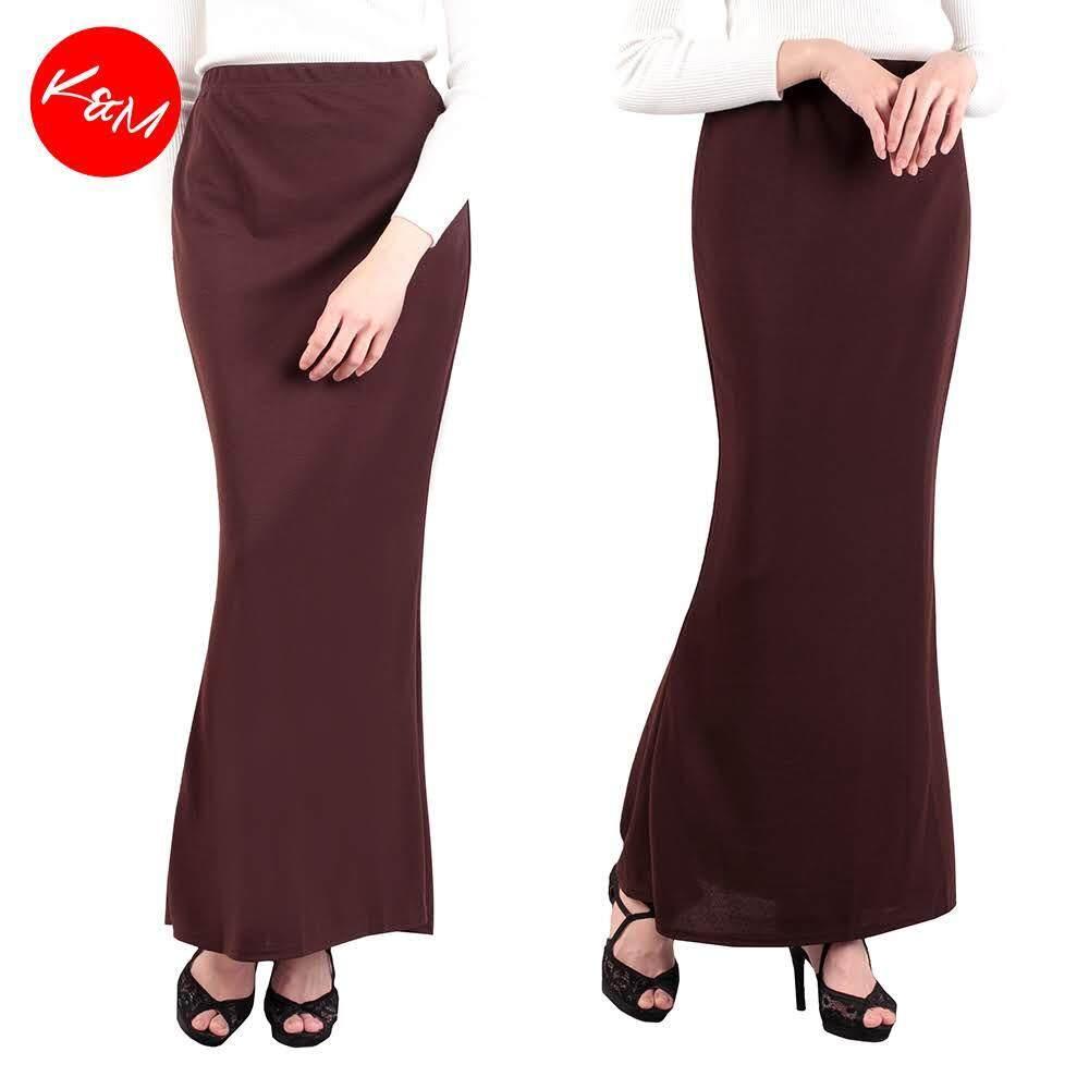 KM Muslimah Classic Duyung Skirt [M13886]