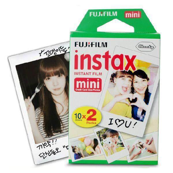 Fujifilm Instax Mini Instant Film Twin Pack (60sheets)