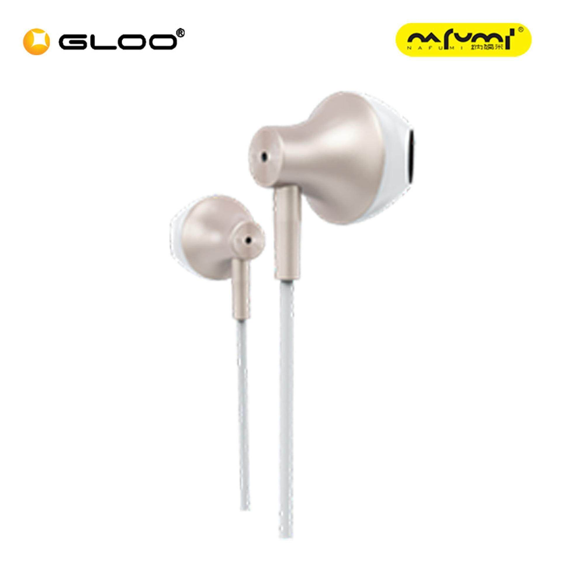 Nafumi X6 Earpiece (Gold)