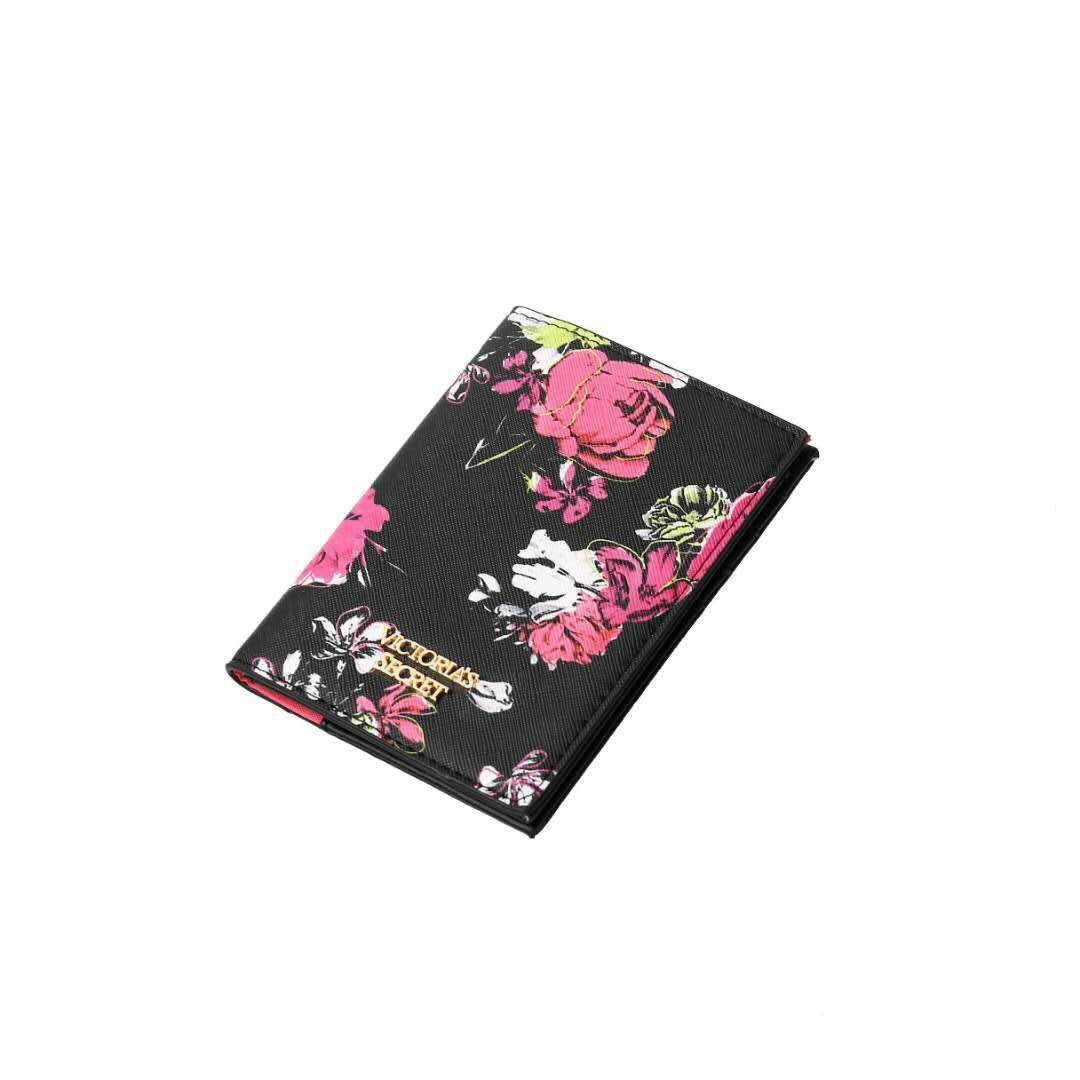 Victoria's Secret Passport Holder with cards slot (VS passport Case)