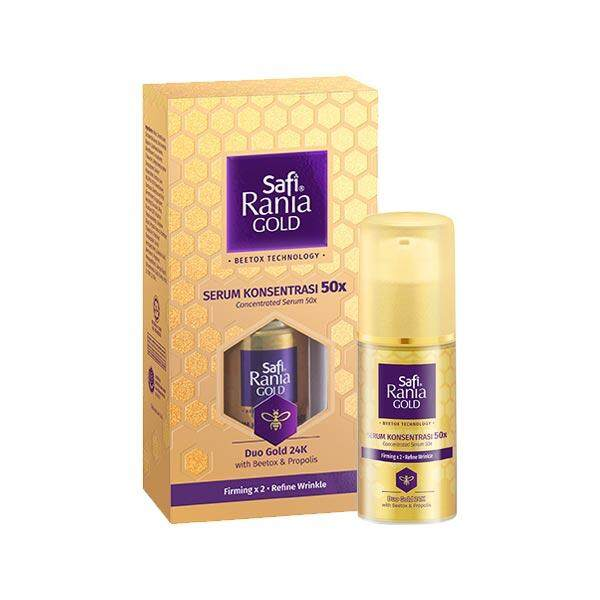 Safi Rania Gold Concentrated Serum, 20ml
