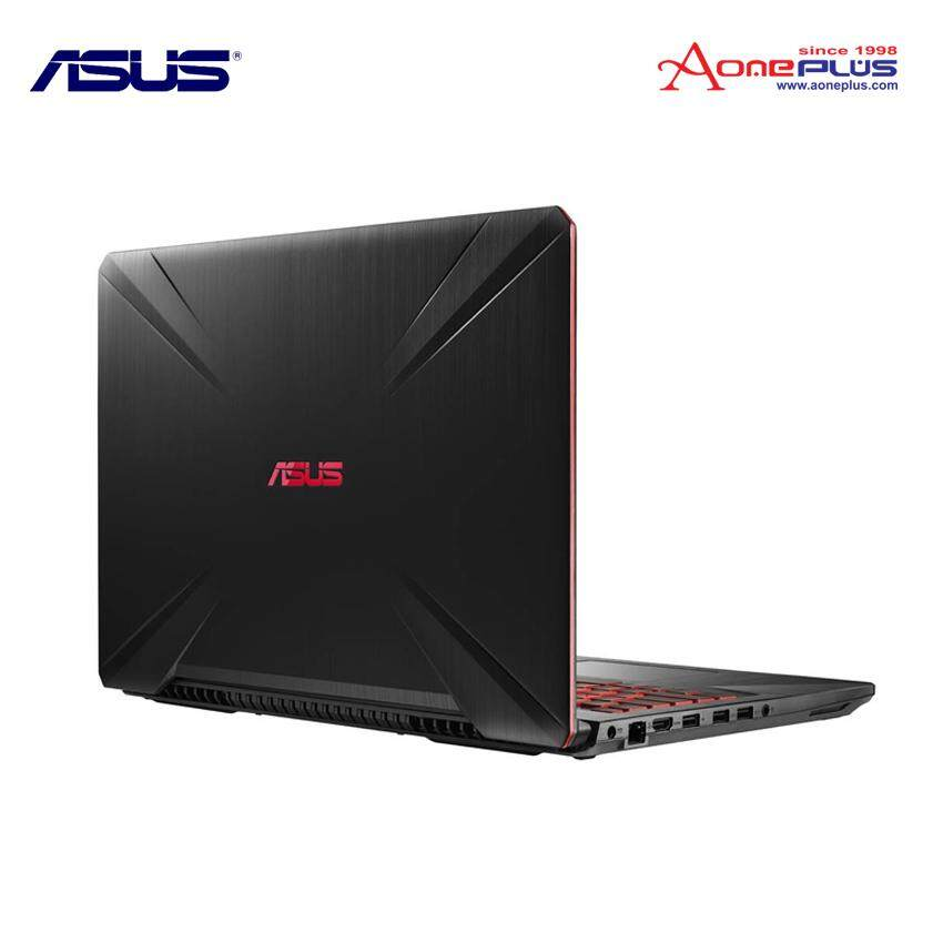 "Asus TUF FX504GM-ME4308T (Premium Steel) 15.6"" FHD Gaming Laptop + Free BackPack"