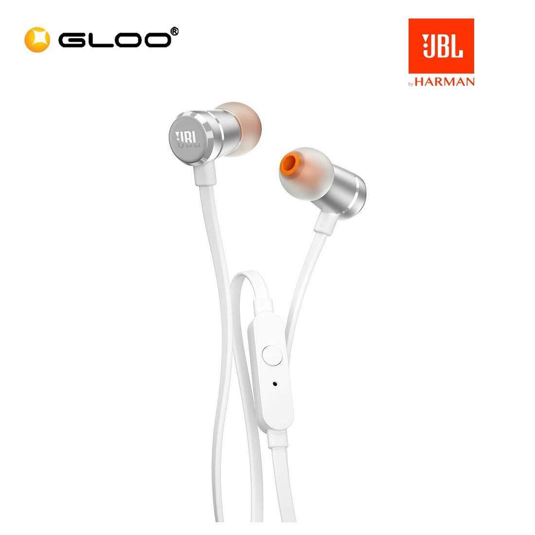 JBL T290 In-Ear Headphones Black/Rose Gold/Sliver