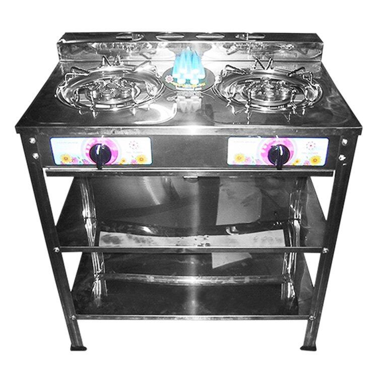 Double Burner With Stand (Thai Series)TF 669