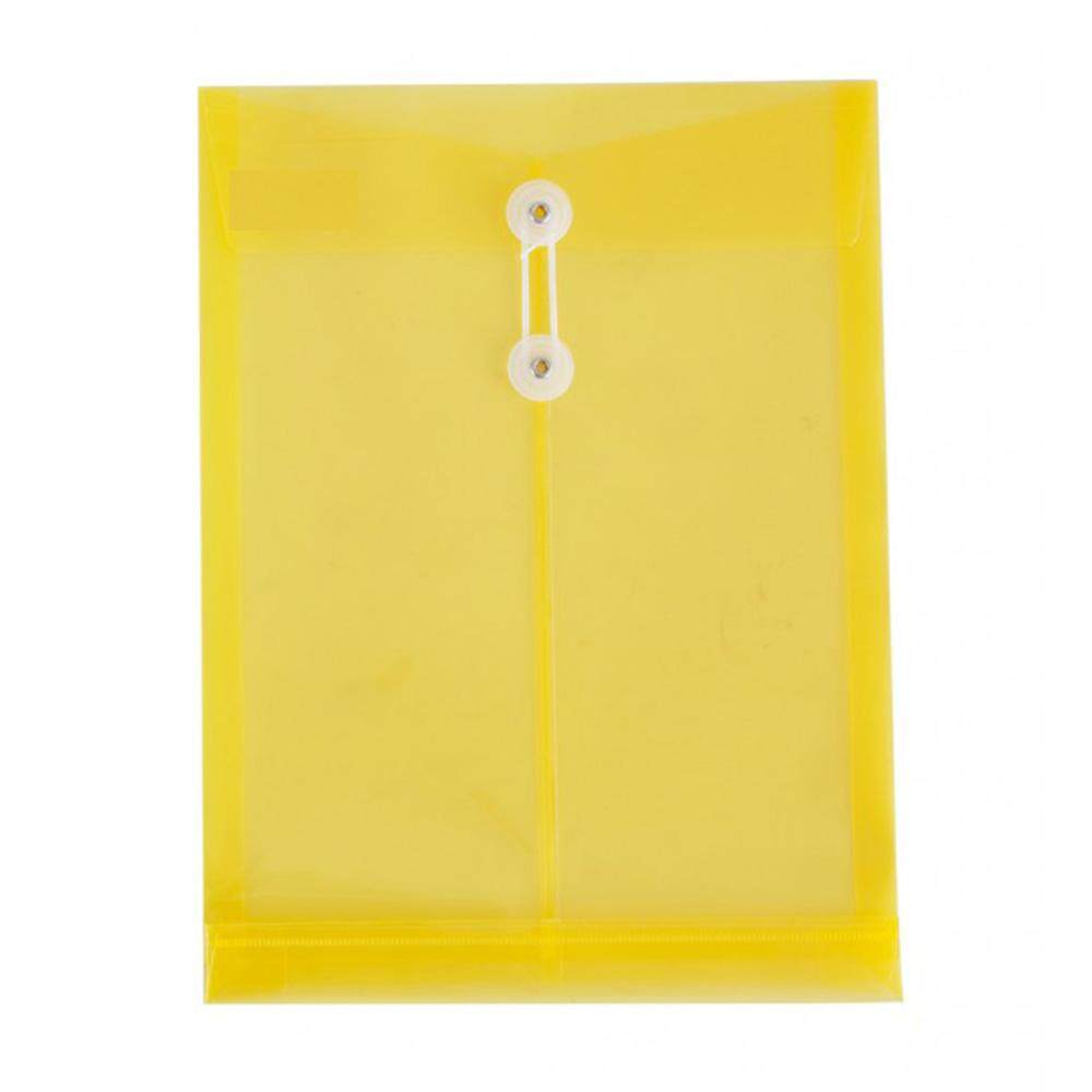 F4 Top Open Document Holder Yellow