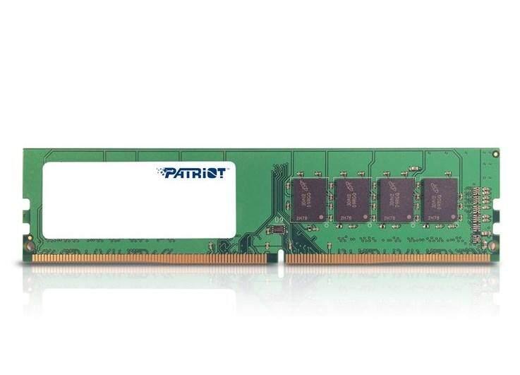 Patriot Signature Line Series PSD44G240082 DDR4 4GB Dewktop Memory RAM 2400MHz LODIMM CL17