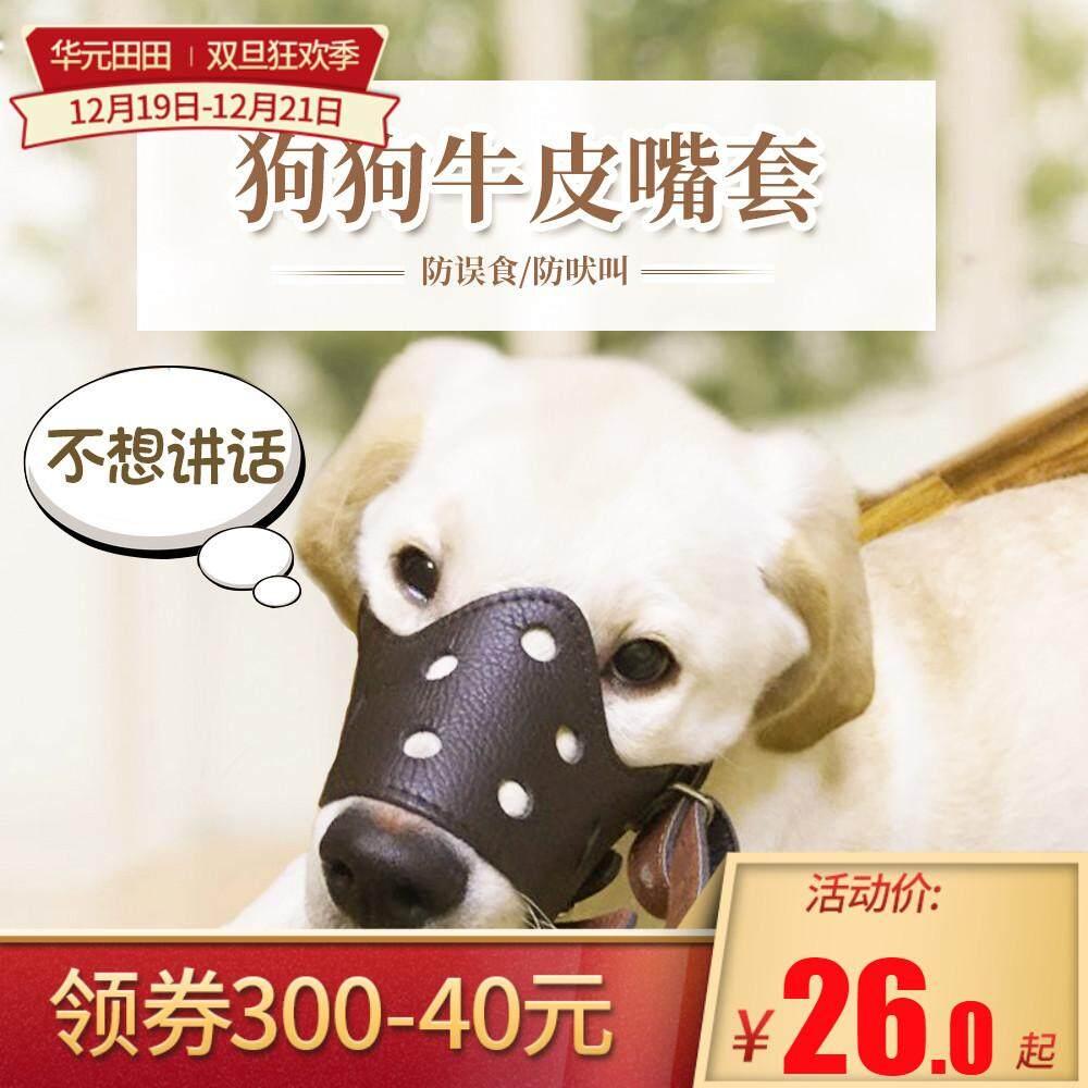 Anjing mulut mulut Penutup anti gigitan disebut mencegah makan masker mulut anti ?? Anjing Penutup