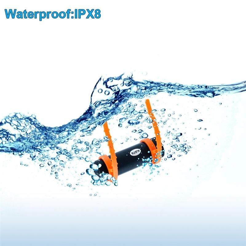 Sport 4GB 8GB Swimming Underwater MP3 Player FM Radio Head Earphone - BLUE 8GB / BLUE 4GB / GREY 8GB / GREY 4GB / BLACK 8GB / BLACK 4GB