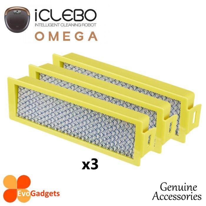 ICLEBO OMEGA Accessories - Filter x 3pcs