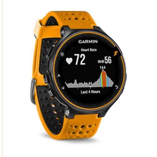 อำนาจเจริญ Garmin Forerunner 235 GPS Running Watch - [Solar Flare]