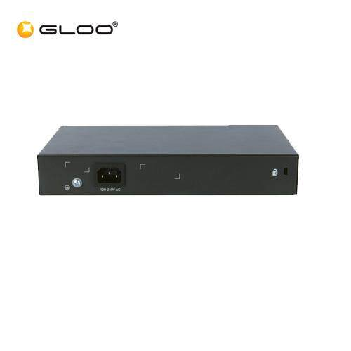 H3C S5008PV2-EI L2 Ethernet Switch with 8*10/100/1000BASE-T Ports and 2*1000BASE-X SFP Ports,(AC)