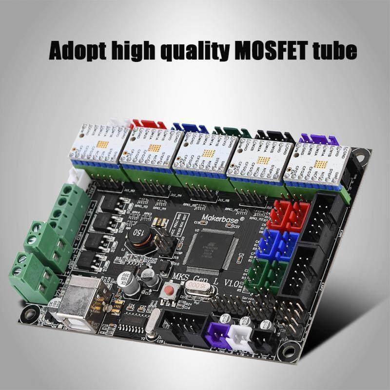 Motherboards - MKS-Gen L V1 0 Motherboard Control board & TMC2100 Stepper  Motor Driver