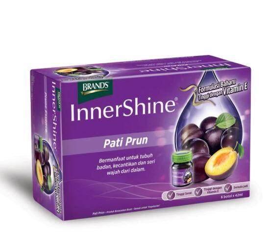 BRAND'S InnerShine Prune Essence  Single Pack (6's) - 6 bottles x 42ml