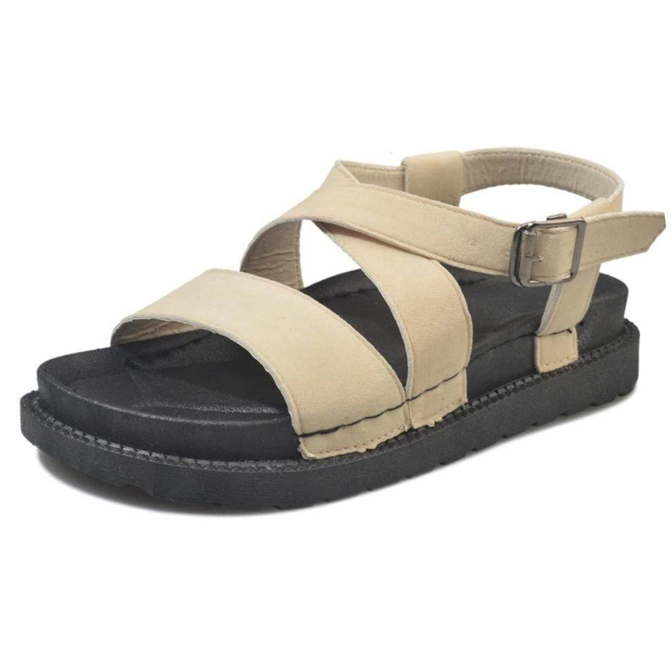 MYKUTSU Molly X Strap Sandals