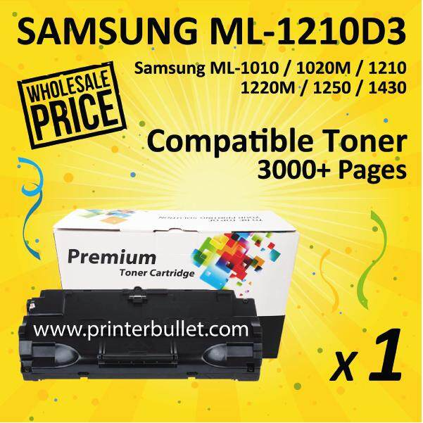 ML-1210D3 / ML1210 / ML1210d3 High Quality Compatible Toner Cartridge For ML-1210 / ML-1220M / ML-1250 / ML-1430 / ML-1010 / ML-1020M Printer Toner