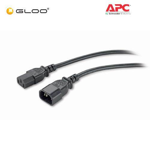 APC IEC320 MALE TO FEMALE CBL-OUTPUT CBL
