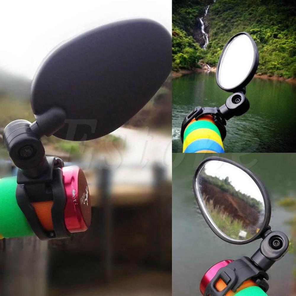 weegubeng Andlebar กระจกมองหลัง 360 องศาหมุนสำหรับจักรยาน MTB จักรยานขี่จักรยานอุปกรณ์