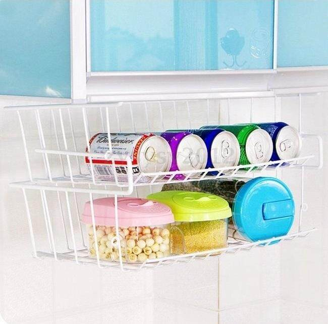 (RAYA 2019) BUNDLE: SOKANO Under Shelf Storage Basket x 2 PCs