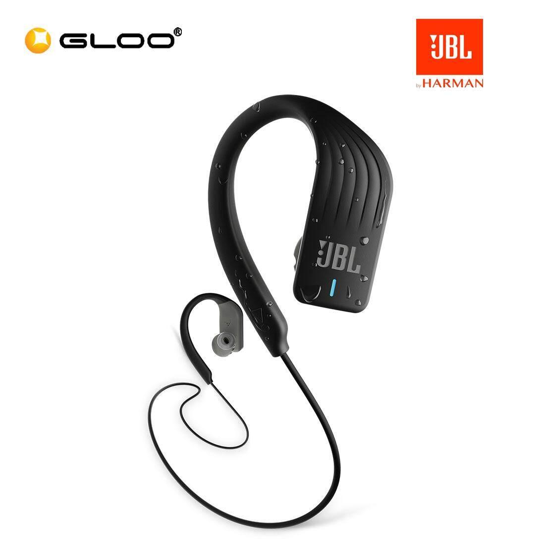 JBL Endurance Sprint Wireless Headphone Red/Blue/Black