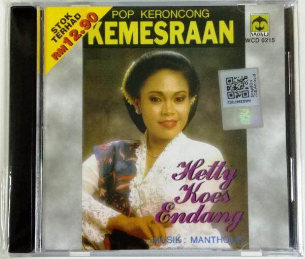 Hetty Koes Endang Pop Keroncong Kemesraan CD