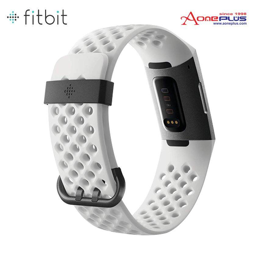 Fitbit Charge 3 Special Edition (Graphite/White Silicon FB410GMWT-CJK) /  (Lavender Woven FB410RGLV-CJK)