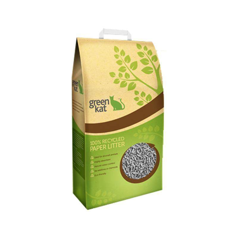 [EPPM] Green Kat Natural Litter - 24litre