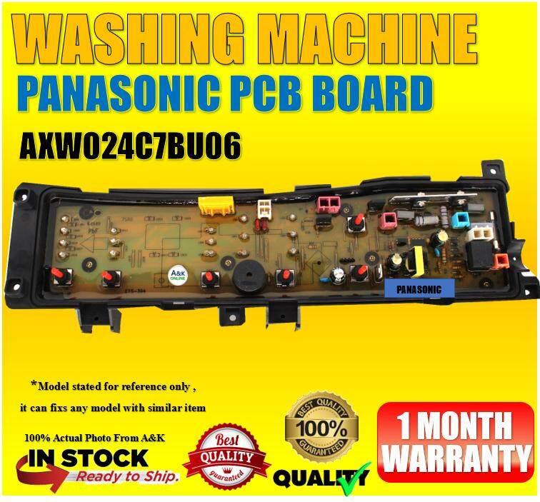Washing Machine Spare Parts Pcb Board Panasonic NA-F60A6 /70G6  AXW024C7BU06