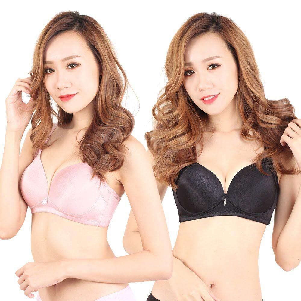 KM Solid Non-Wired T-Shirt Bra [M16738]