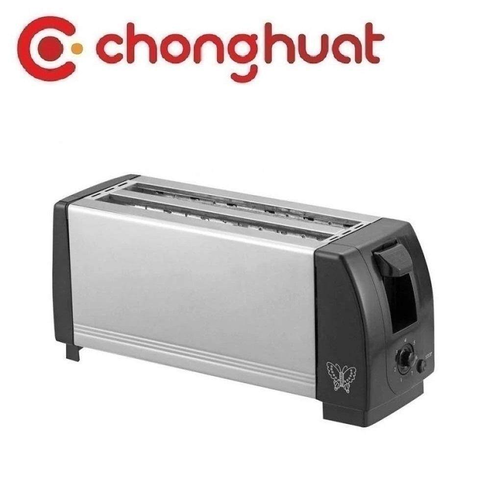Butterfly B-8064 4 Slices Toaster - 1300W