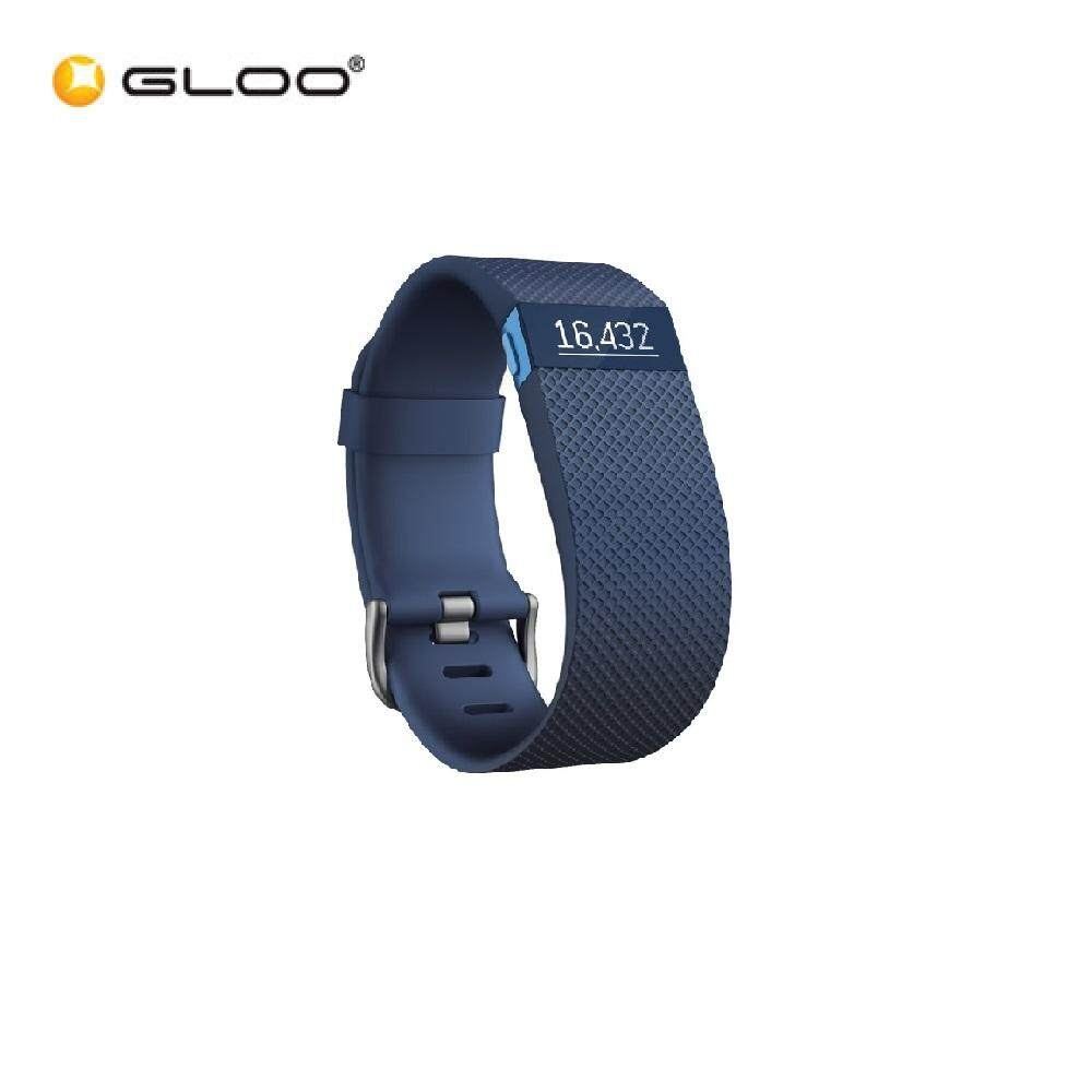 Fitbit Charge HR Wireless Activity+Sleep S (FB405BUS-Blue)