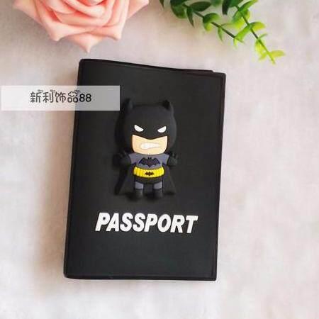 Passport holder cover Marvel/DC Hero Series