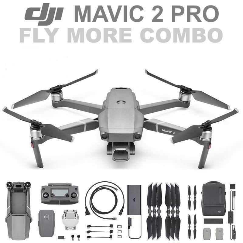 DJI Mavic 2 Pro Fly More Combo [Original DJI Warranty]