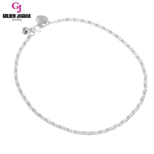 GJ Jewellery Emas Korea 24k - Anklets (33802)