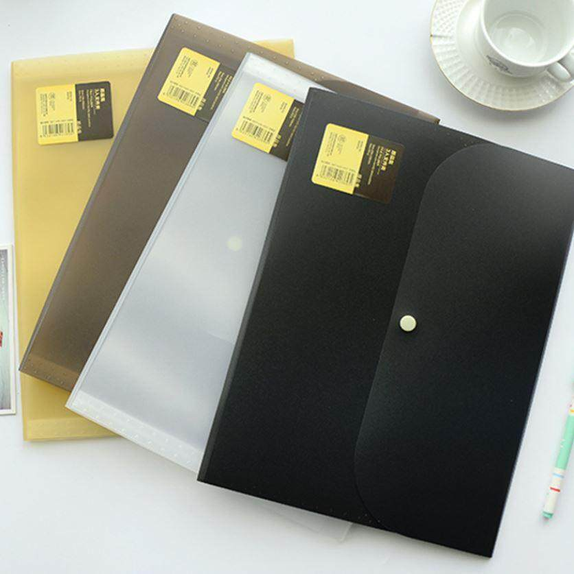 A4 Paper 5 / 8 Grids Storage File Folder ACC-005