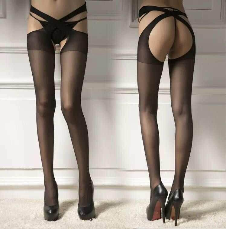 Womens Lace Top Thigh-Highs Stockings Socks (ADULT SECRETS)
