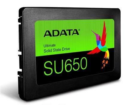 AData SU650 Solid State Drive 120GB / 240GB 2.5 inch Internal SSD SATA III 6GB/s