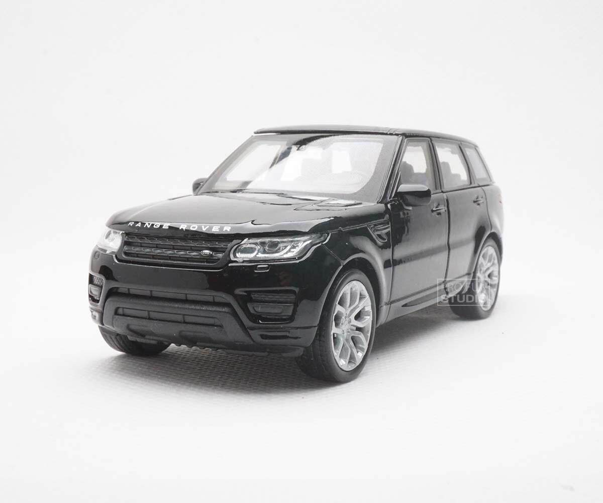 Welly Range Rover Sport 1/36 1/32 1/34 Diescat Car model - Black